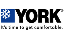York heat pumps, furnaces, and air conditioners
