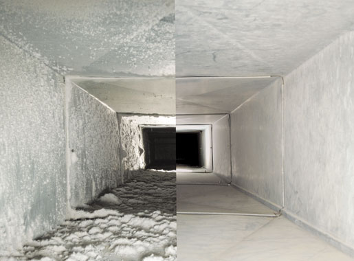 duct cleaning before and after duct work, benefits of duct cleaning